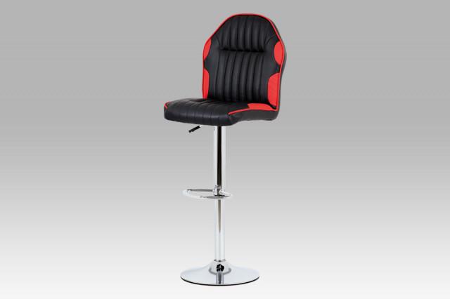 Barová židle AUB-610 RED