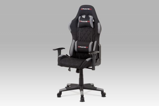 Kancelářská židle KA-V606 GREY