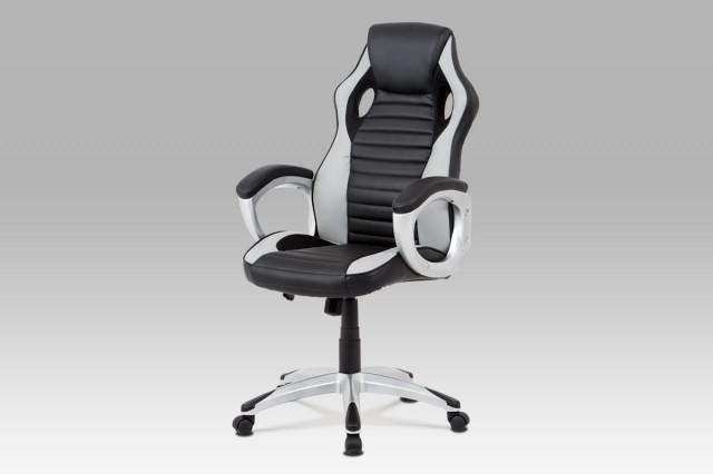 Kancelářská židle KA-V507 GREY č.1