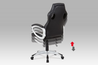 Kancelářská židle KA-V507 GREY č.10