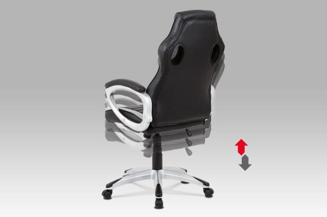Kancelářská židle KA-V507 GREY č.3