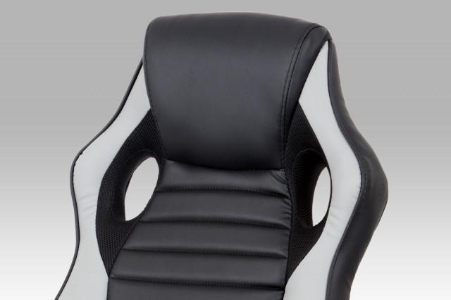 Kancelářská židle KA-V507 GREY č.6