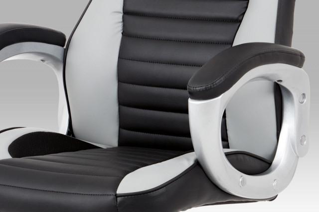 Kancelářská židle KA-V507 GREY č.7