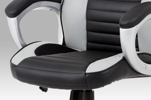 Kancelářská židle KA-V507 GREY č.8