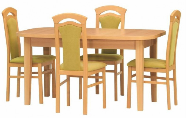 Jídelní židle Benito č.3