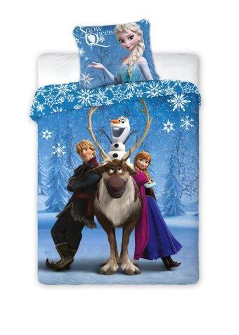Forclaire Dětské povlečení Ledové království-Frozen 105