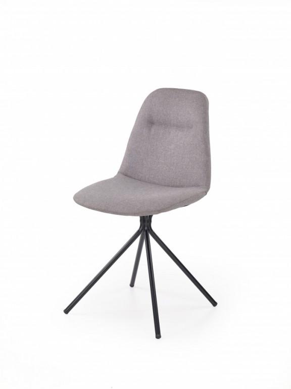 Jídelní židle K-240, šedá