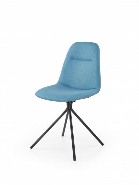 Jídelní židle K-240, tyrkysová