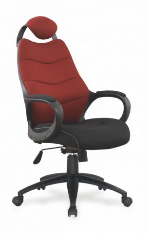 Kancelářská židle Striker, černo-červený č.1