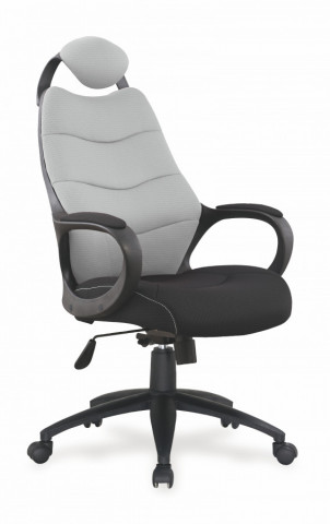 Kancelářská židle Striker, černo-šedý