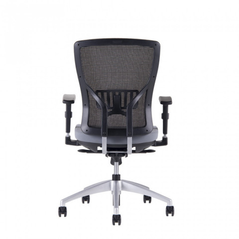 Kancelářská židle HALIA MESH BP - 2625, šedá č.3