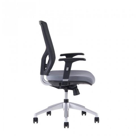 Kancelářská židle HALIA MESH BP - 2625, šedá č.5