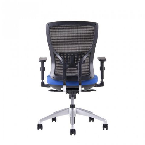 Kancelářská židle HALIA MESH BP - modrá č.3