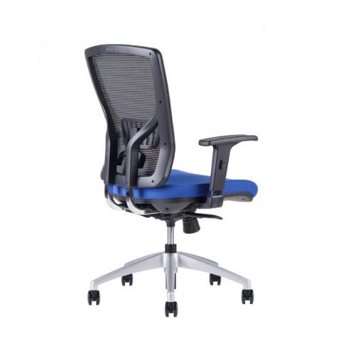 Kancelářská židle HALIA MESH BP - modrá č.4