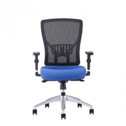 Kancelářská židle HALIA MESH BP - modrá č.2