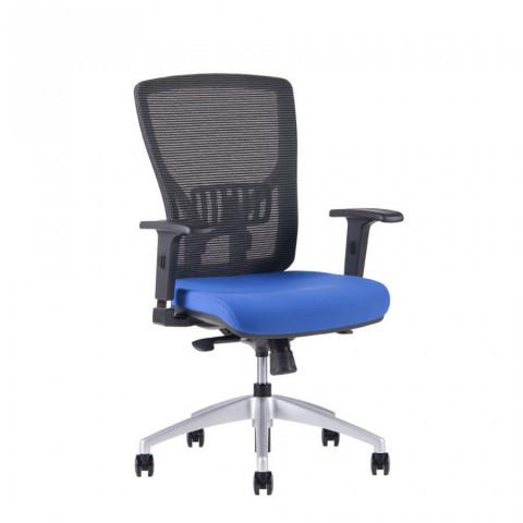 Kancelářská židle HALIA MESH BP - modrá