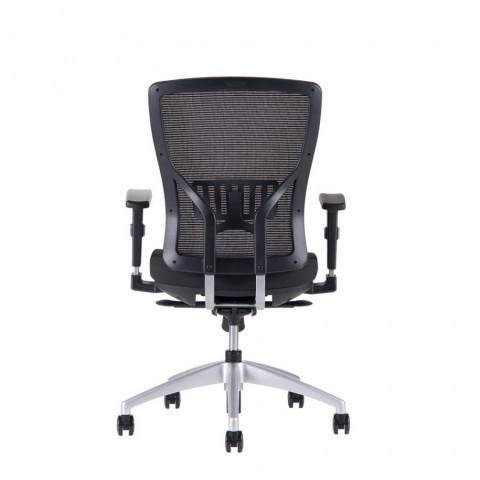 Kancelářská židle HALIA MESH BP - 2628, černá č.3