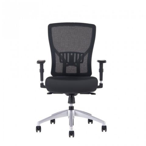 Kancelářská židle HALIA MESH BP - 2628, černá č.2