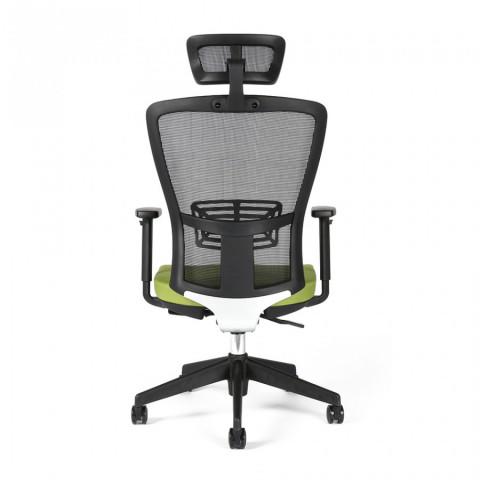 Kancelářská židle THEMIS SP - TD-20, zelená č.3