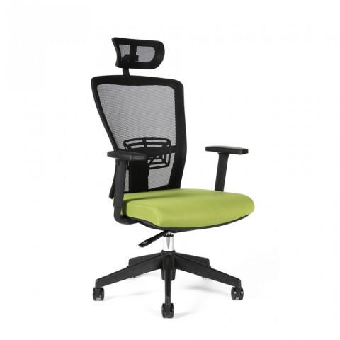 Kancelářská židle THEMIS SP - TD-20, zelená č.1
