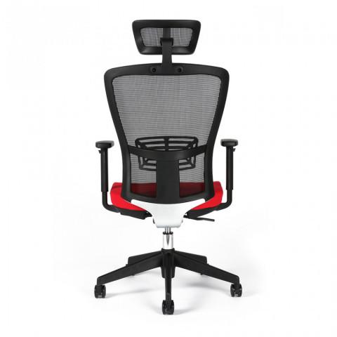 Kancelářská židle THEMIS SP - TD-14, červená č.6