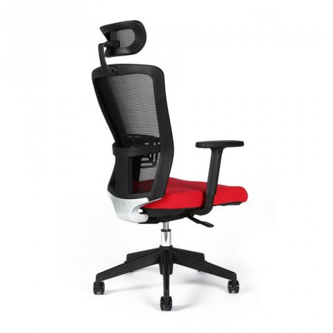 Kancelářská židle THEMIS SP - TD-14, červená č.7