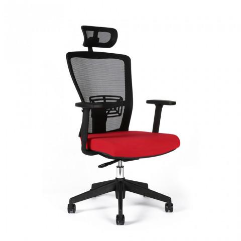 Kancelářská židle THEMIS SP - TD-14, červená
