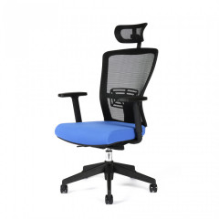 Kancelářská židle THEMIS SP - TD-11, modrá č.8