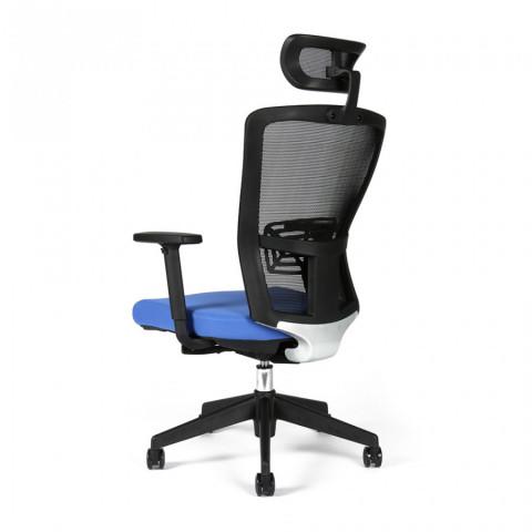 Kancelářská židle THEMIS SP - TD-11, modrá č.5