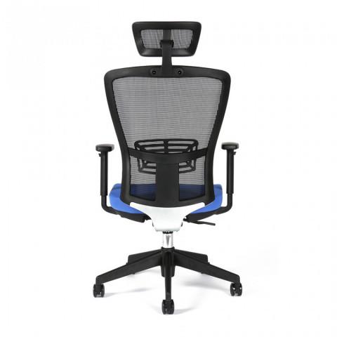 Kancelářská židle THEMIS SP - TD-11, modrá č.6
