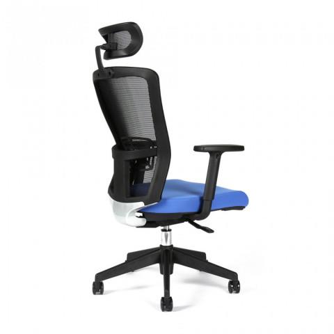 Kancelářská židle THEMIS SP - TD-11, modrá č.7