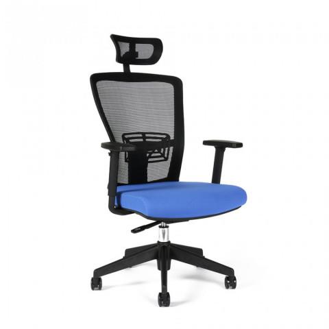 Kancelářská židle THEMIS SP - TD-11, modrá