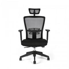 Kancelářská židle THEMIS SP - TD-01, černá č.8