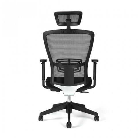 Kancelářská židle THEMIS SP - TD-01, černá č.6