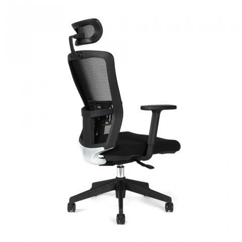 Kancelářská židle THEMIS SP - TD-01, černá č.7