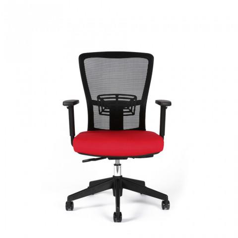Kancelářská židle THEMIS BP - TD-14, červená č.2