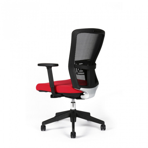 Kancelářská židle THEMIS BP - TD-14, červená č.5