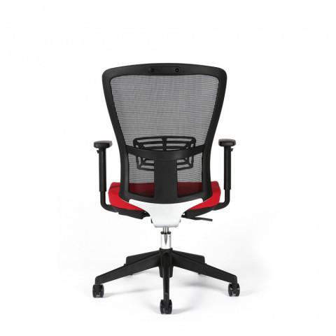 Kancelářská židle THEMIS BP - TD-14, červená č.6