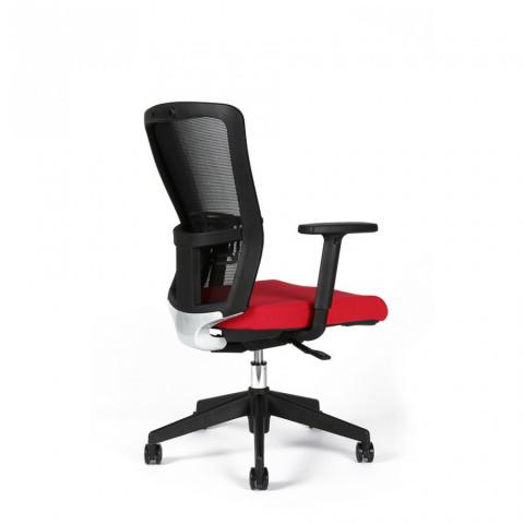 Kancelářská židle THEMIS BP - TD-14, červená č.7