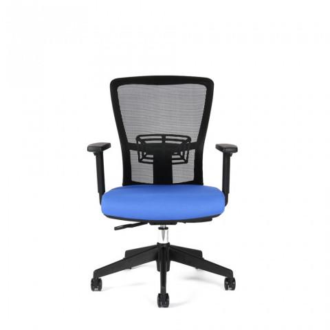 Kancelářská židle THEMIS BP - TD-11, modrá č.2