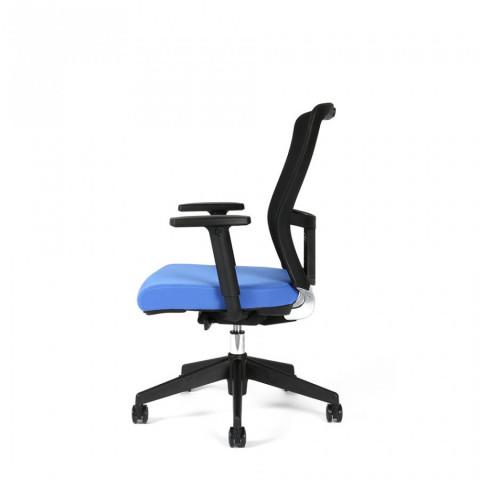 Kancelářská židle THEMIS BP - TD-11, modrá č.4