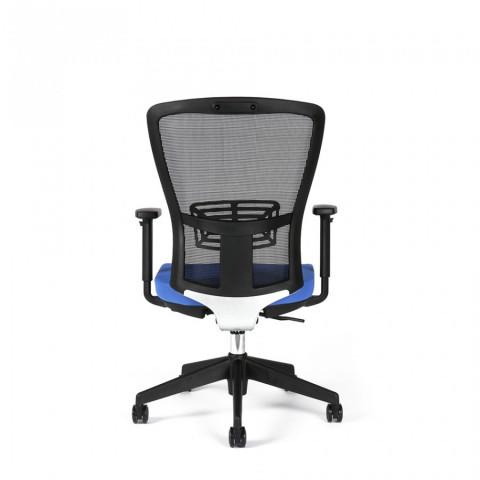 Kancelářská židle THEMIS BP - TD-11, modrá č.6