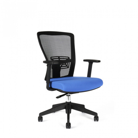 Kancelářská židle THEMIS BP - TD-11, modrá