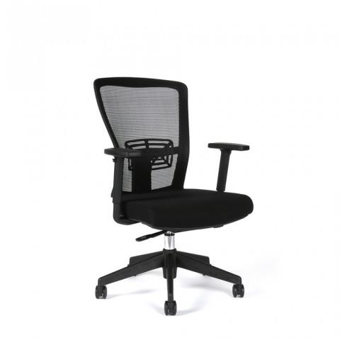 Kancelářská židle THEMIS BP - TD-01, černá