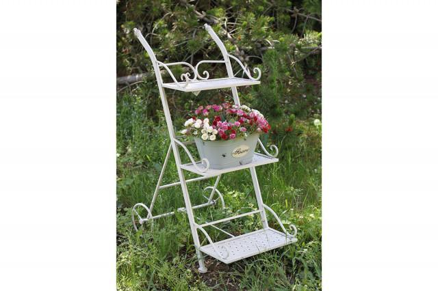Stojan na květiny AH15552WH