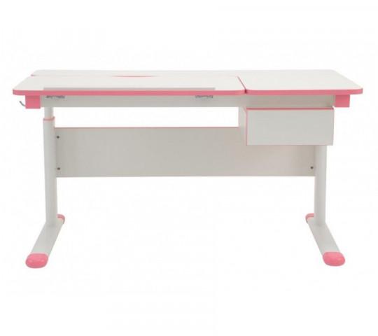 Rostoucí stůl FUXO - růžový