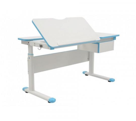 Rostoucí stůl FUXO - modrý