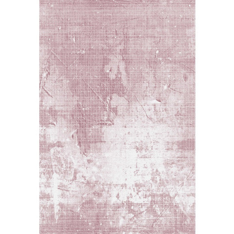 Koberec, růžová barva, 80x150, MARION TYP 3