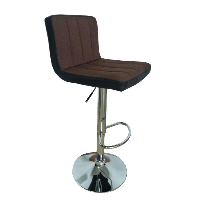 Tempo Kondela Barová židle, hnědá / černá, HILDA + kupón KONDELA10 na okamžitou slevu 3% (kupón uplatníte v košíku)