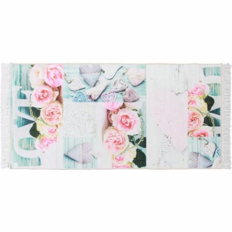 Koberec SONIL TYP 2 80x150 - vzor růže